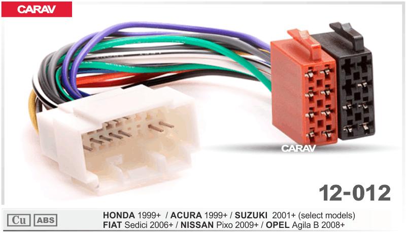CARAV 12-012